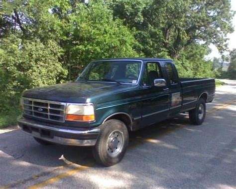 find used 1995 ford f 250 xlt extended cab pickup 2 door 7 3l in ferryville wisconsin united