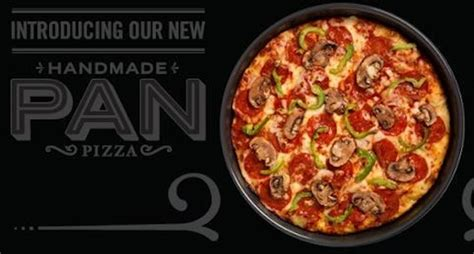chain reaction we try the new domino s handmade pan pizza chain reaction we try the new domino s handmade pan pizza