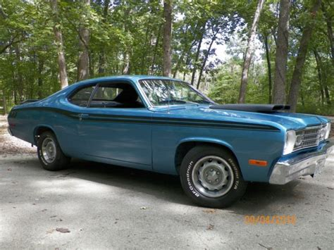 1973 plymouth duster 340 for sale 1973 plymouth duster 340 tribute