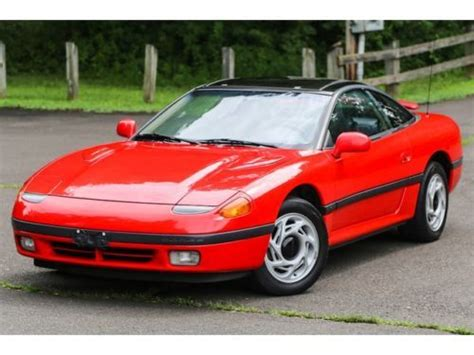 sell used 1993 dodge stealth 5speed manual serviced 48k super low miles rare carfax in
