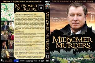 Midsomer Murders – Series 11 (2008) Covers | Dvd Covers and Labels Xbox360