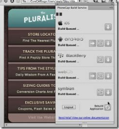 phonegap tutorial with dreamweaver adobe dreamweaver cs6 phonegap build and html5 app