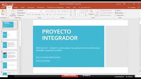 pdt modulo integrador youtube semana 4 modulo 18 proyecto integrador youtube