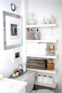 Small Bathroom Shelving Ideas by Gallery For Gt Small Bathroom Storage Ideas Over Toilet