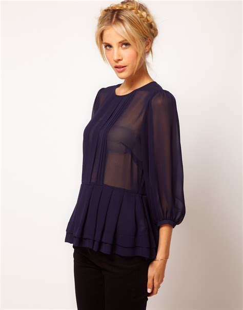 Sheer Top 9 smooth s sheer tops for special appearance