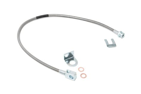 jeep yj brake lines extended stainless steel brake lines for jeep xjs