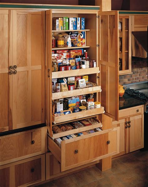 Kitchen Pantry Cabinet Ideas by Advantages From Kitchen Pantry Cabinets Allstateloghomes