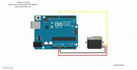 servo motor tutorial wiring diagrams wiring diagram schemes