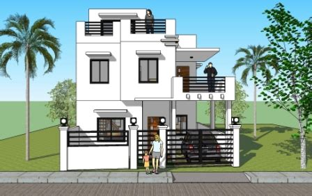house designer builder weebly small 3 storey house with roofdeck modern building design