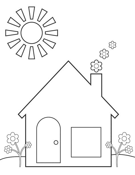 spring house coloring pages redirecting to http www sheknows com parenting slideshow