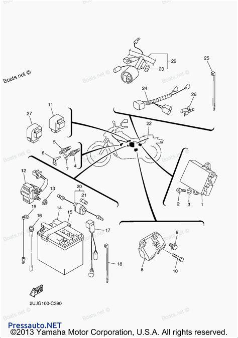 81 yamaha 750 virago wiring diagram electrical schematic