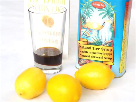 Detox Solution Results by The Master Cleanse Lemon Diet Review
