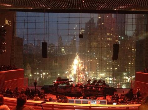 the show foto di jazz at lincoln center new york city