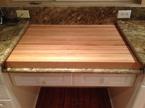 beech butcher block any size quote and order