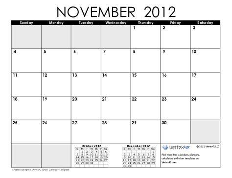 free printable calendar november december 2012 free printable 2012 calendars male models picture