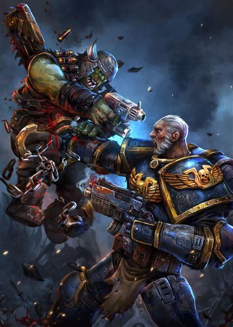 17 best images about warhammer 40k artwork on