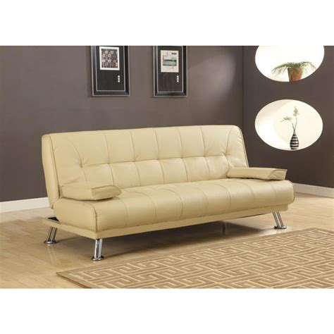 Modern Faux Leather Sofa Modern Faux Leather Sofa Bed Infosofa Co
