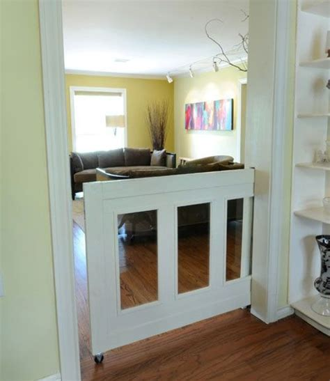 Pocket Door Ideas by Pet Gates 6 Clever Creative Solutions This Is A Great