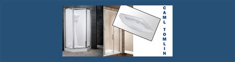 caml tomlin shower doors and shower bases for georgetown