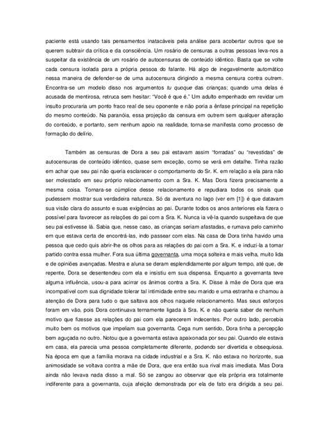 Freud, sigmund. 7. um caso de histéria, três ensaios sobre