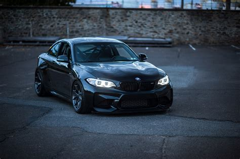 Black Sapphire 2 black sapphire metallic bmw m2 gets carbon fiber upgrades