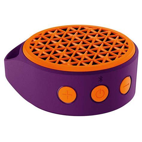 New Logitech X50 Mobile Wireless Speaker Bluetooth Orange Oranye logitech x50 mobile wireless bluetooth speaker orange