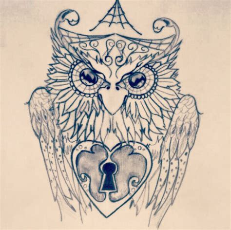 doodle draw owl owl drawing by artmaker77 on deviantart