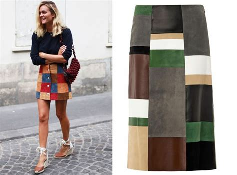 Patchwork Fashion Designers - patchwork trend to turn your from boring to