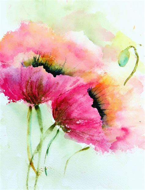watercolor painting 1578 best watercolor acrylic painting images on