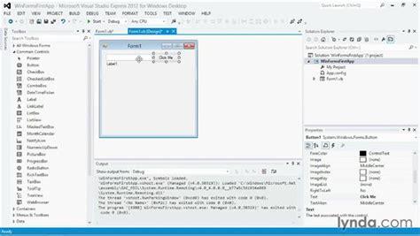 simple visual basic program ideas building a simple desktop application with windows forms