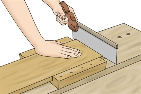 woodworking bench hook how to secure a bench hook in a vice