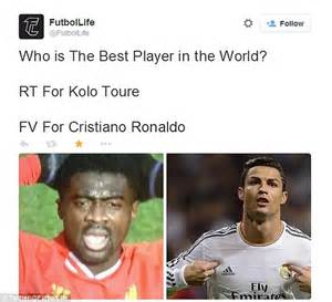 Kolo Toure Memes - kolo toure virals liverpool defender an unlikely star