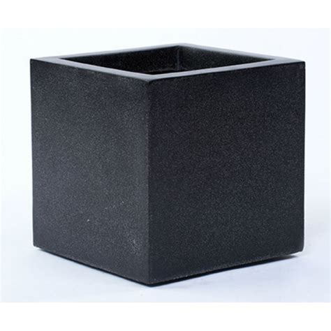 Cube Planter by Fibreglass Cube Planters For Artificial Plants And Trees