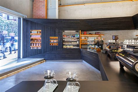 design museum coffee shop coffee bar by jones haydu brings a san francisco