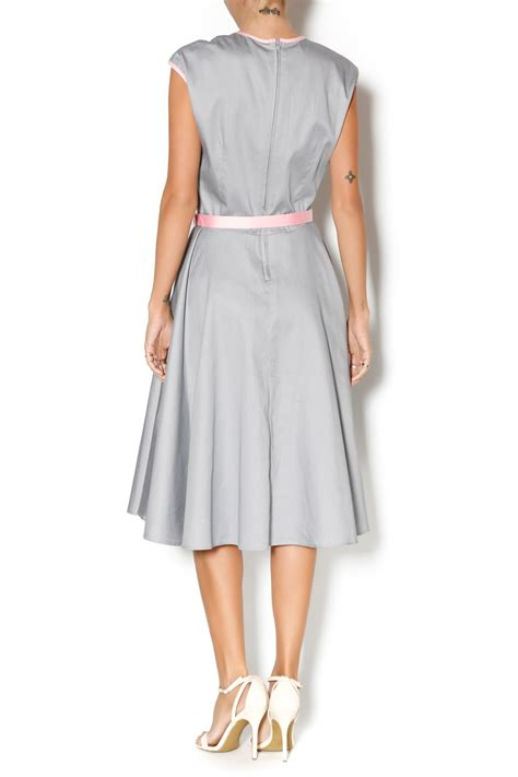 Bag Fashions Import Xs749 Gray pinup couture heidi grey pink from canada by s fashion shoptiques