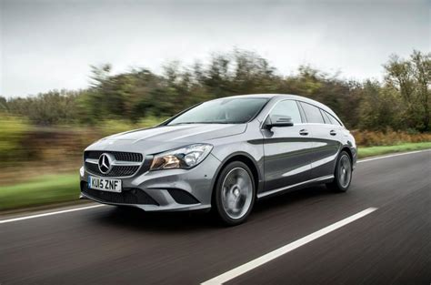 mercedes cla shooting brake review  autocar