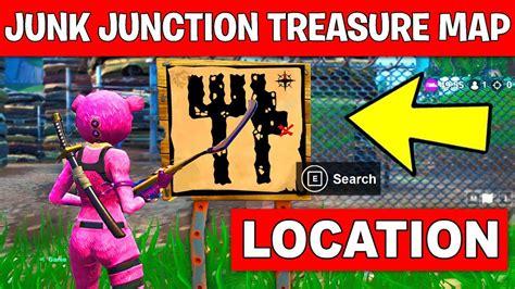 search  treasure map signpost   junk junction