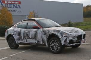 Maserati Suv Levante Report Sub Levante Maserati Suv Not In The Works