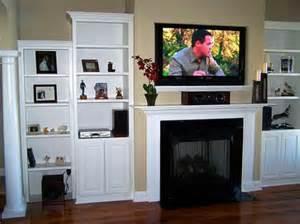 Tv over fireplace ideas home design ideas