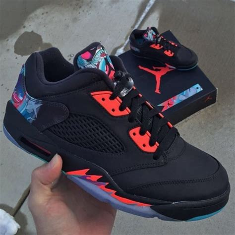 new year 5s jordans for sale air 5 low quot new year quot release info sneaker