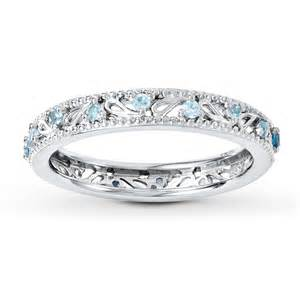 stackable rings stackable ring blue topaz sterling silver