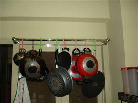 Pot Hanging Rod House On The Rock Spoon Racks Pot Hangers And Other