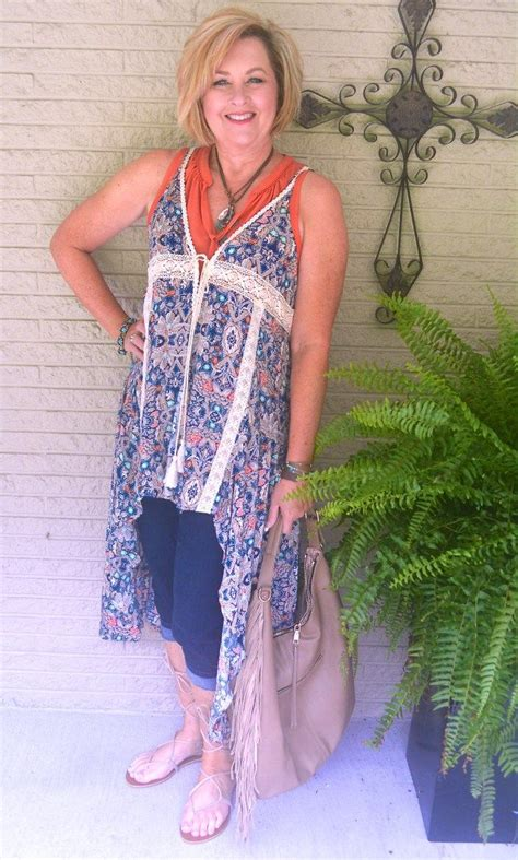 boho chic for women over 40 or 50 my style pinterest 338 best images about fashions over 40 spring summer