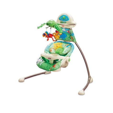 fisher price swing not working fisher price rainforest baby swing thebabyspot ca