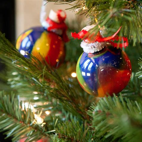 how to clean christmas ornaments craft for swirly ornaments martha stewart