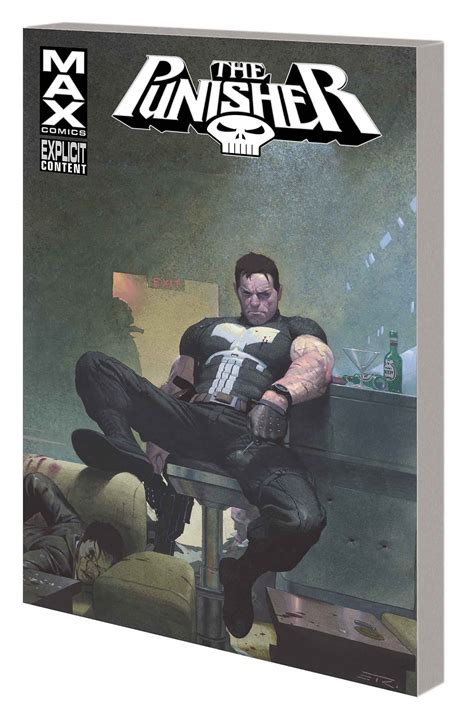 punisher max complete collection vol 1 the punisher max comics may170979 punisher max tp complete collection vol 06