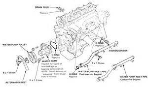 honda cars motorcycles 1989 honda accord 2 0l 2bl sohc