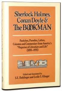 about being a sherlockian books gasogene books sherlock conan doyle and the bookman
