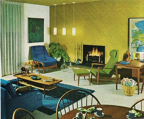 60s decor vintage 60 s living rooms furniture home design ideas