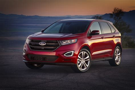 Ford Edge Mileage 2016 Ford Edge Gas Mileage 2017 2018 Best Cars Reviews